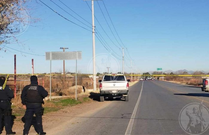 Asesinan a mujer en Juárez