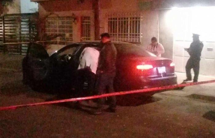 Asesinan a mujer cuando llegaba a casa con su hijo
