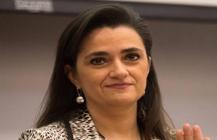 Es margarita ríos farjat ministra de la suprema corte de justicia de la nación