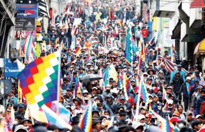 Hubo manipulación de votos de evo morales en Bolivia; revela informe final de la oea
