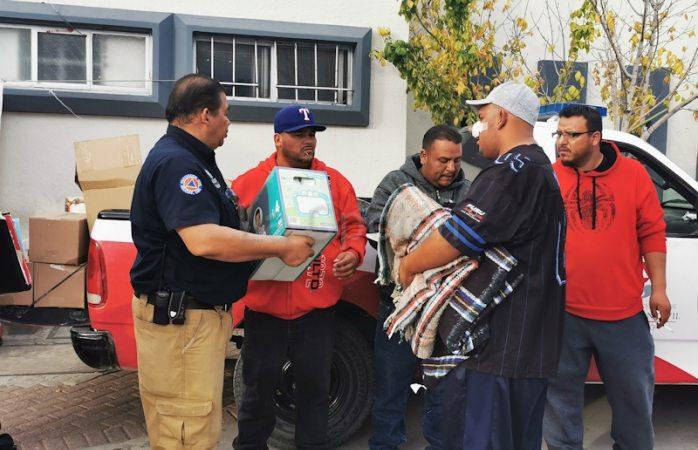 Instala Protección Civil centro de acopio para las víctimas y familiares de carreterazo