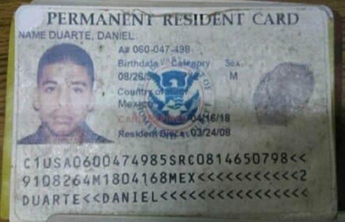 Buscan a dueño de visa y credencial de elector