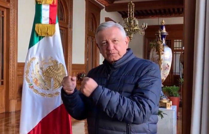 Amlo desea lo mejor a Andy Ruiz en pelea de Arabia Saudita