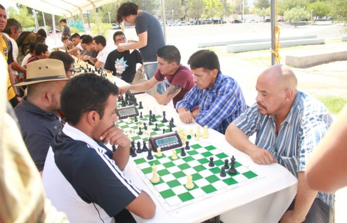 Invitan a ajedrecistas de la ciudad al quinto torneo filiberto terrazas sánchez