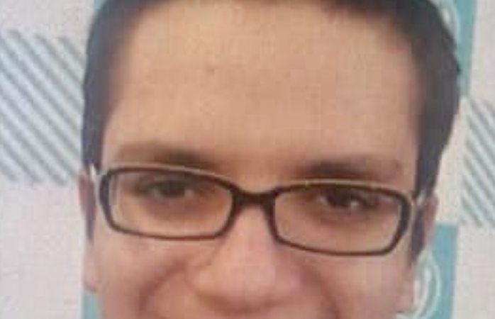Ayuda a localizar al menor Andrés Valera Sánchez