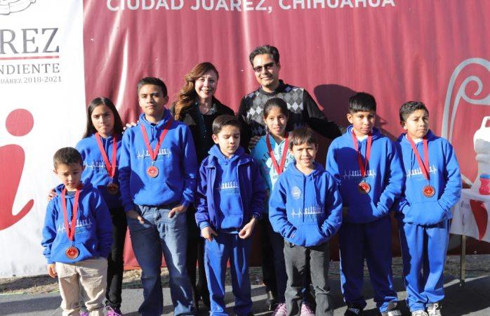 Compiten ajedrecistas en el quinto torneo filiberto terrazas
