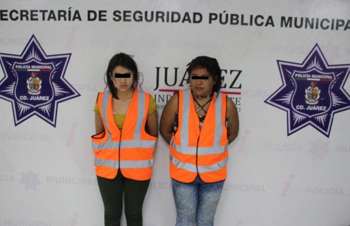 Arrestan a 7 por delito de robo a comercio