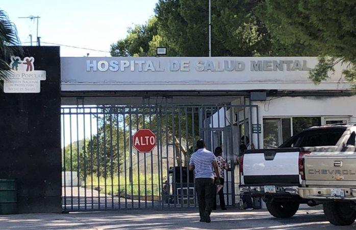 Se fuga paciente del hospital de salud mental