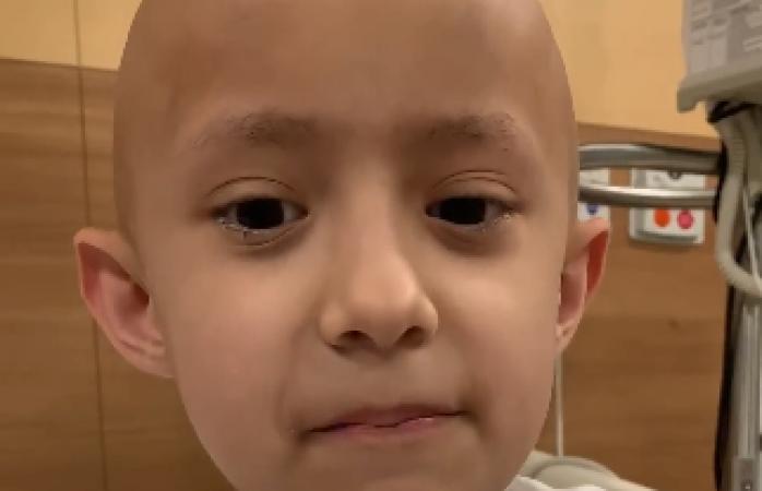 Buscan ayuda para comprar medicamentos a la niña Kendra Romero