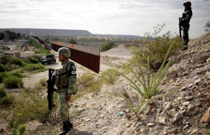 Arrestan 34 mil migrantes en la frontera con méxico en noviembre