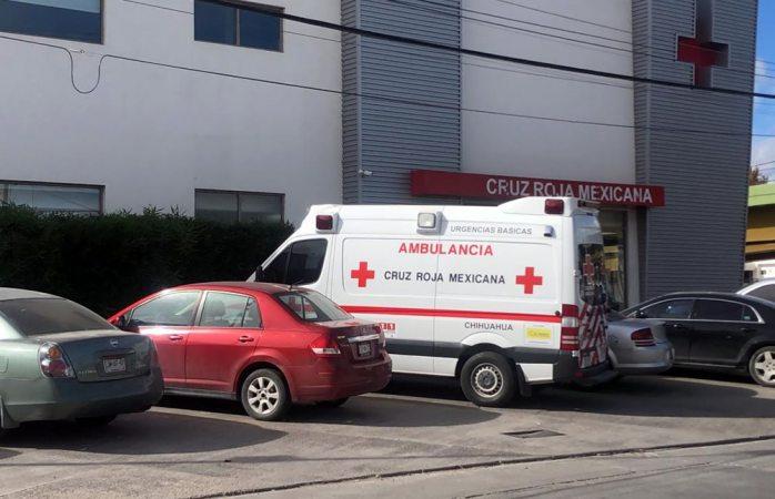 Moviliza a policías mujer que fue apuñalada e ingresó a la cruz roja