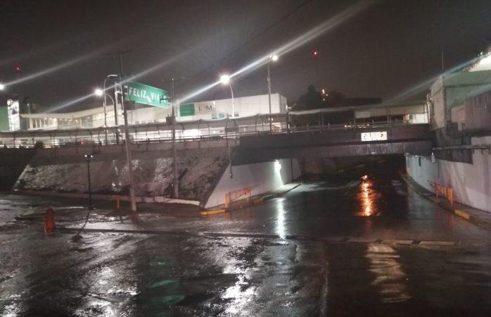 Llama tránsito a extremar precauciones por lluvias
