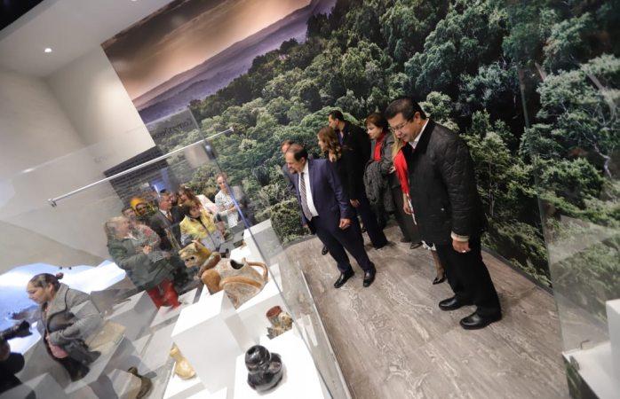 Inauguran sala de arte méxico prehispánico en el mahch