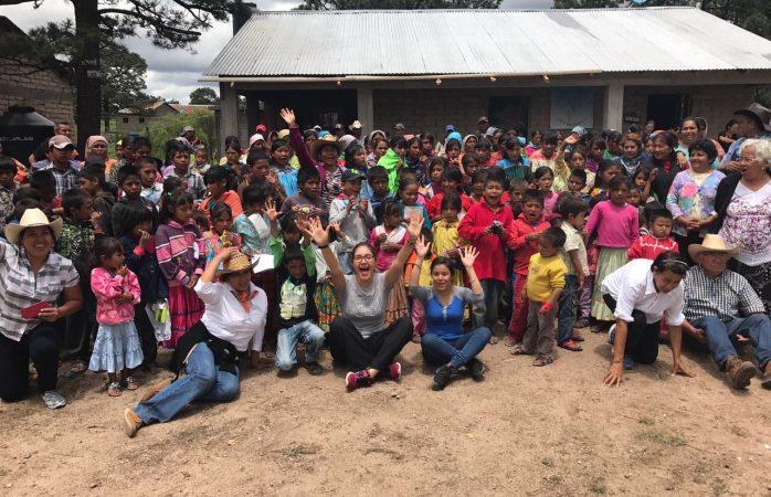 Piden apoyo para posada de 1,200 rarámuris en norogachi