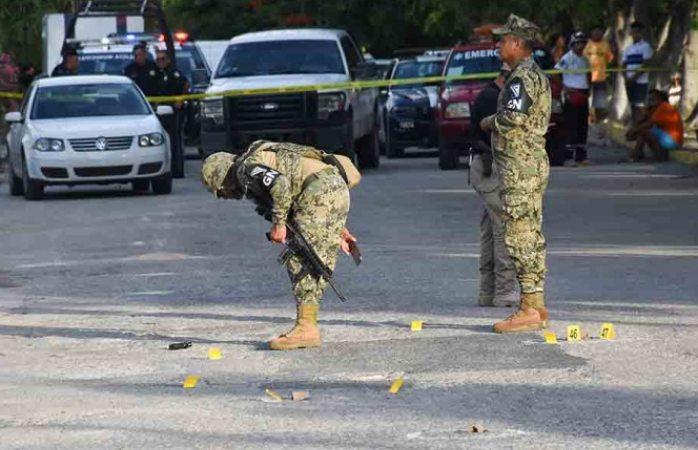 Comando acribilla a familia en tijuana; menor de tres años sobrevive
