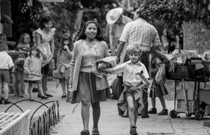 Gana premio a mejor fotografía Roma de Cuarón