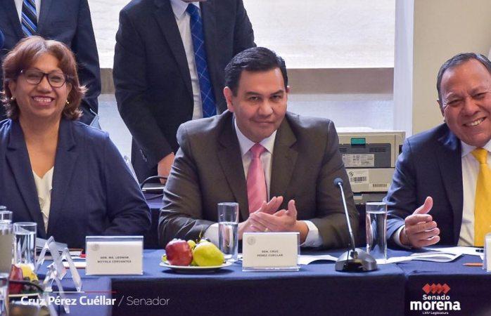 Pide Pérez Cuéllar que se combata crimen con mejores tecnologías