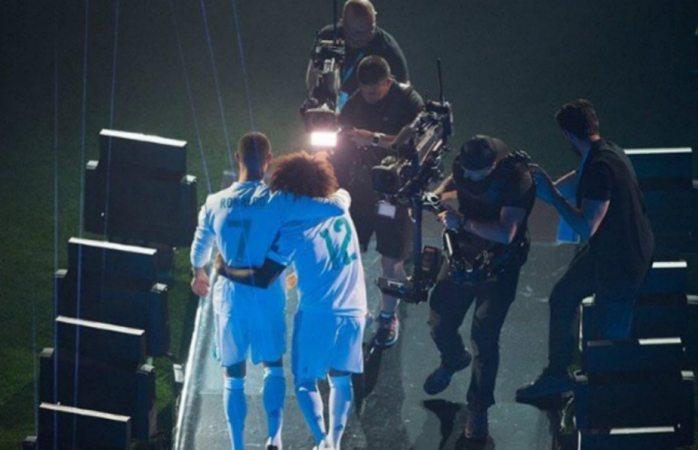 Sabía Marcelo sobre la salida de Ronaldo del real madrid