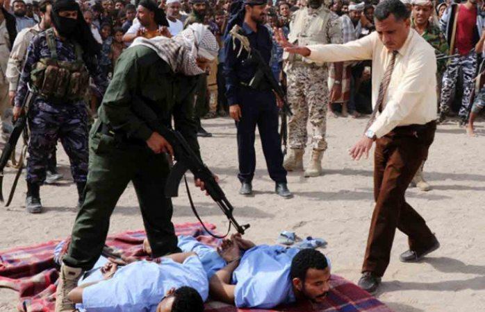 Los ejecutan por violar y matar a un niño en Yemen