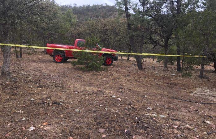 Hallan muerto a levantado en comunidad de Guerrero