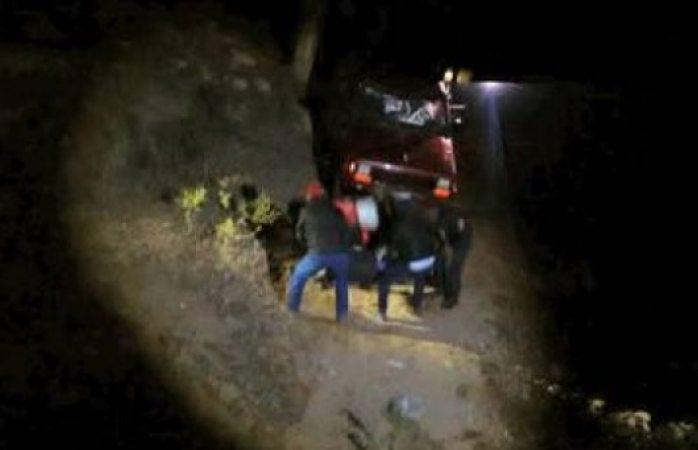 Identifican a la pareja encontrada muerta en río de Parral