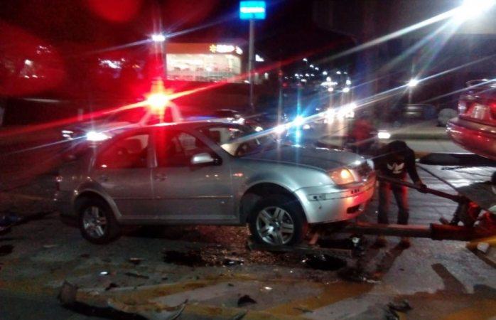 Cazaron a 56 conductores ebrios el fin de semana