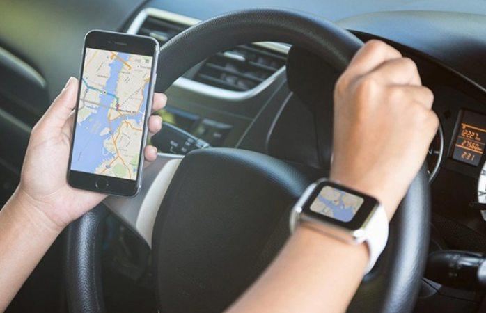 Lanza google maps navegación con modo de realidad aumentada