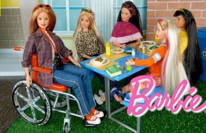 La Barbie en silla de ruedas, la versión más inclusiva de la célebre muñeca