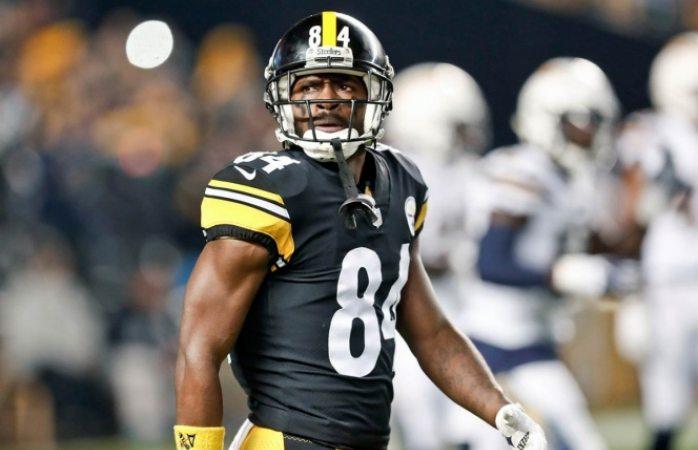 Antonio Brown anuncia su salida de Pittsburgh