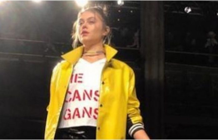 Me canso ganso llega hasta a la semana de la moda en Nueva York