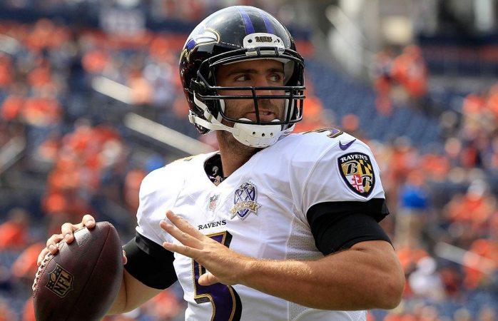 Broncos canje quarterback Joe Flacco Ravens Baltimore