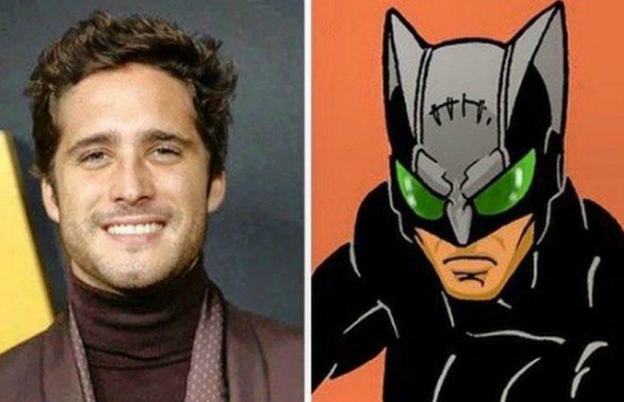 ¡Diego Boneta se convertirá en el primer superhéroe latino!