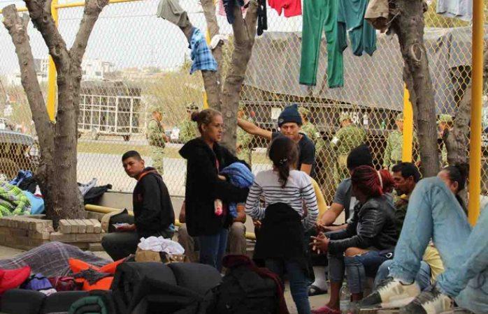 Pide Ramón Galindo apoyo urgente para atender a migrantes