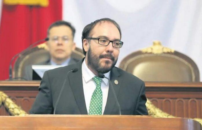 Ordena prd expulsar a Mauricio Toledo por indicios de corrupción