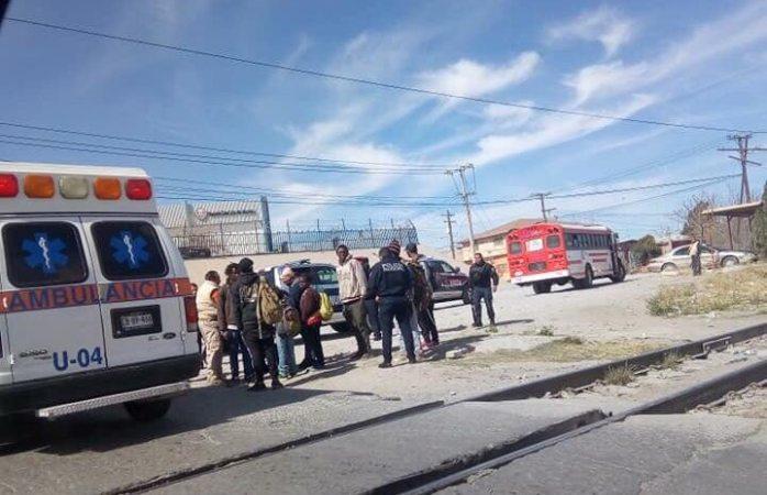Resguardan 25 migrantes que deambulaban en Juárez