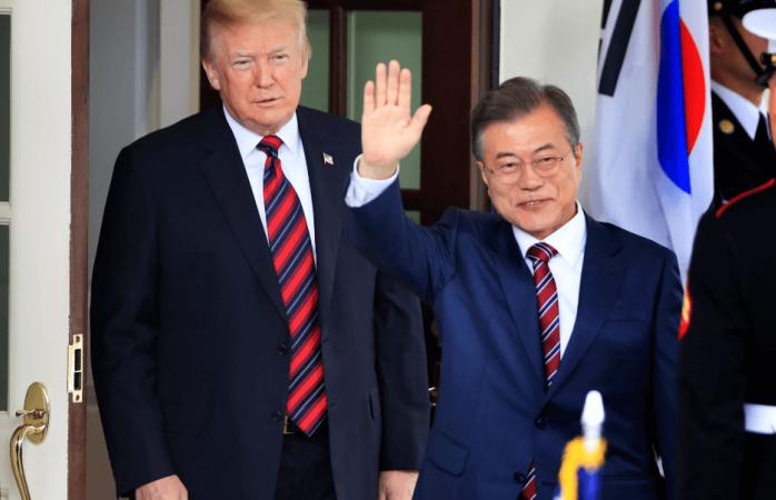Trump merece el Nobel de la Paz, opina presidente surcoreano