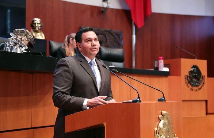 Morena en posición de negociar sobre guardia nacional: Pérez Cuéllar