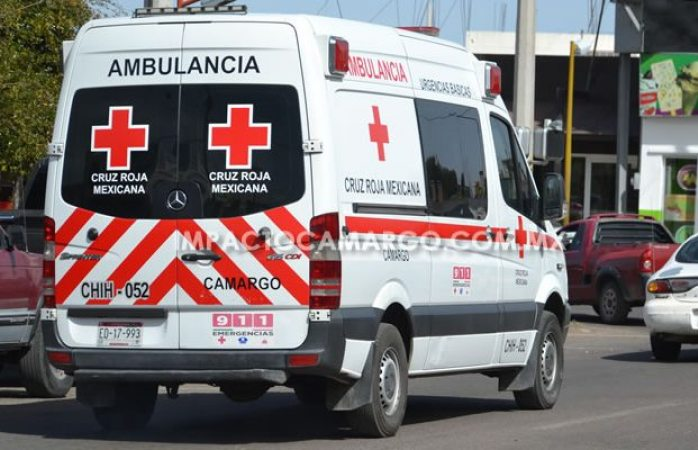 Ingiere diésel bebé de un año, la hospitalizan en Camargo