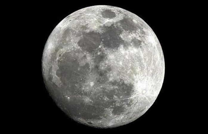 Superluna podría observarse este martes en México