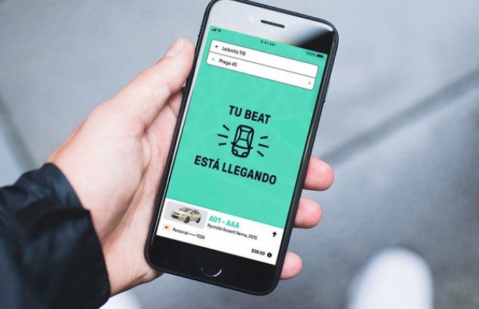 Llega beat a México, la competencia de uber y didi