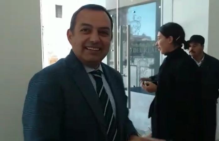 Funge como asesor Ernesto Cordero en la alcaldía local