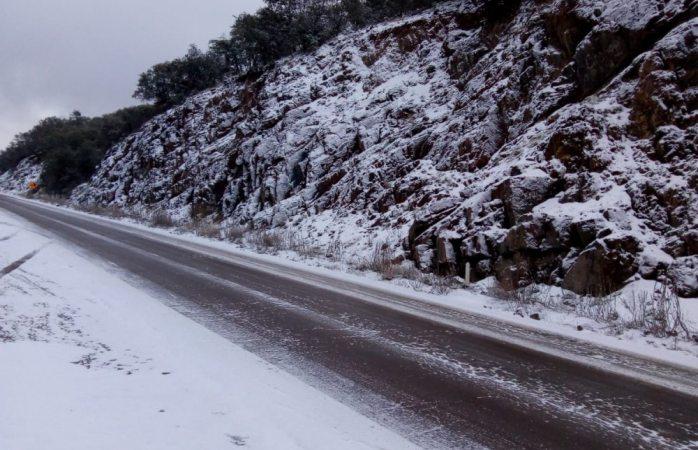 Amanecieron 11 municipios bajo cero grados