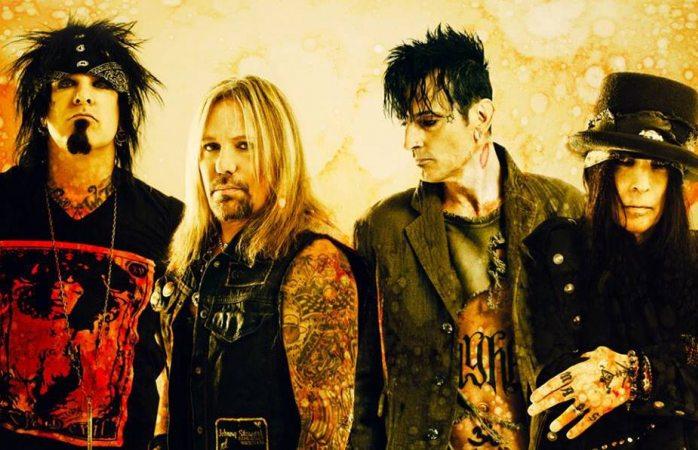 Presenta netflix The Dirt, la película de Mötley Crüe