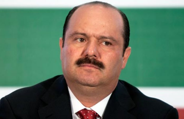 César Duarte impugna su expulsión del PRI