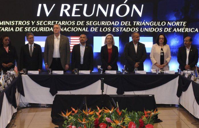 Aprueban plan para combatir la migración en Centroamérica