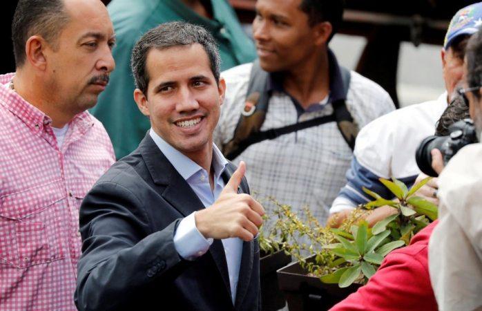 Responde Guaidó a Maduro: convocará a elecciones en 9 meses