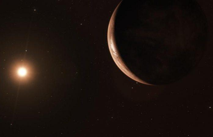 Descubren tercer exoplaneta más cercano a la tierra