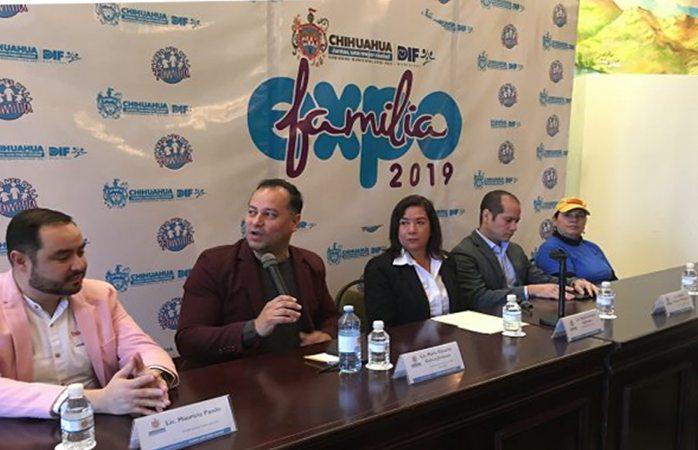 Anuncian Expo Familia 2019