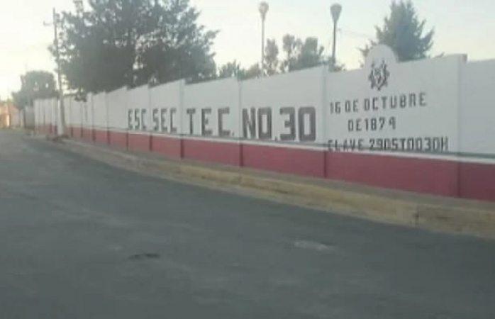 Alumno de secundaria apuñaló a su maestra de matemáticas en Tlaxcala