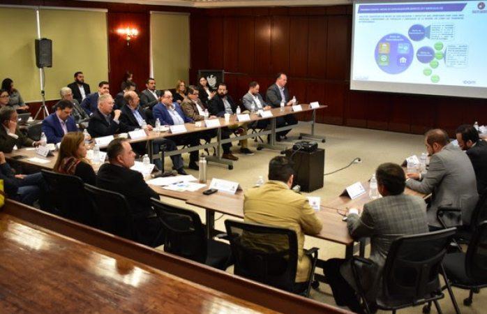Sesiona CODER para dar seguimiento a proyectos regionales